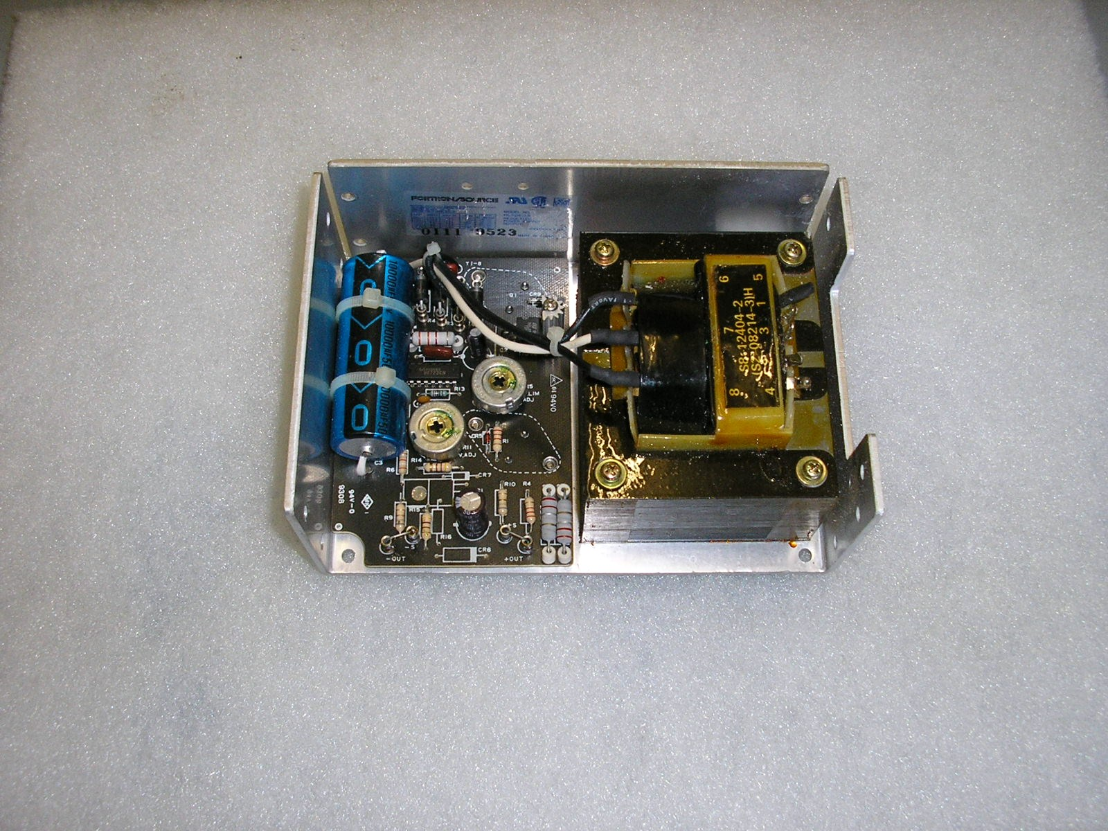 Image of 24VDC Power Supply 3.6A