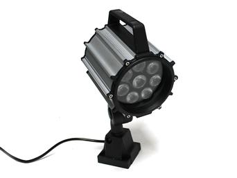 LED Worklight 7W 12V AC/DC. NO ARMS. SC1-12-6000K