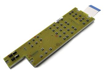 A2100 Switch PCB Board 3-525-0998A