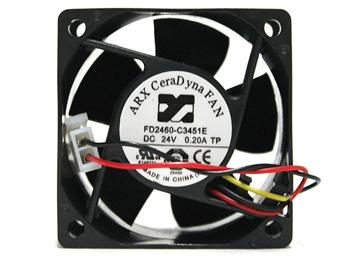 Fan 24VDC 60mm Siemens Drives